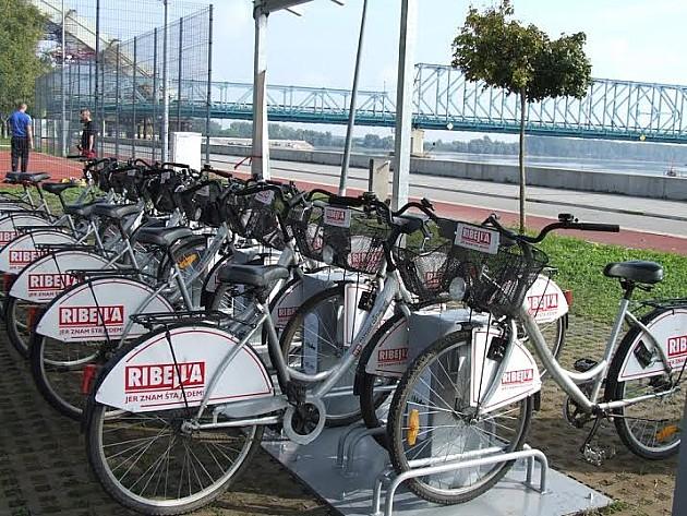"""Otvorena nova """"NS bike"""" stanica"""