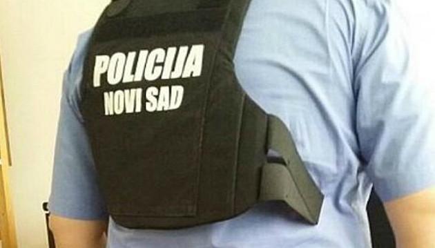 Grad kupuje pancire za NS policiju