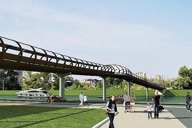 Most do Ribarca gotov za dve godine
