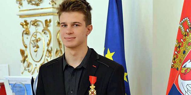 Stefan Velja predložen za Novembarsku povelju