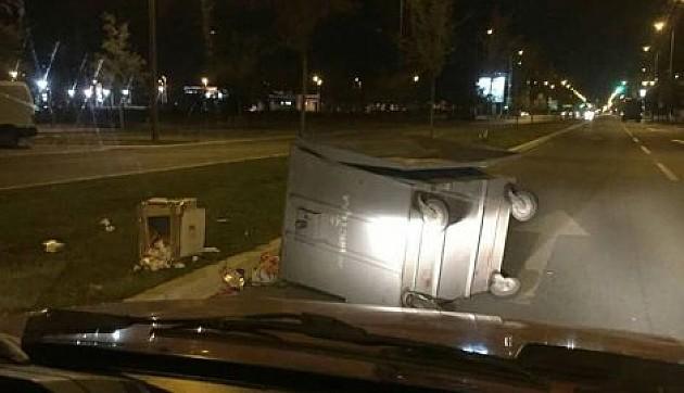 "Ukrao ""Čistoćin"" kamion i divljao po gradu"