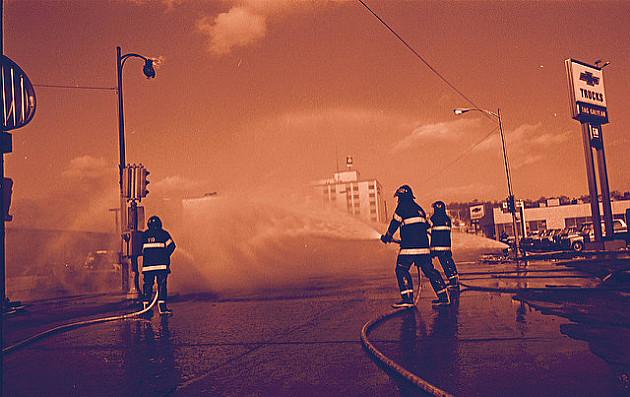 Oprema za vatrogasce iz gradskog budžeta