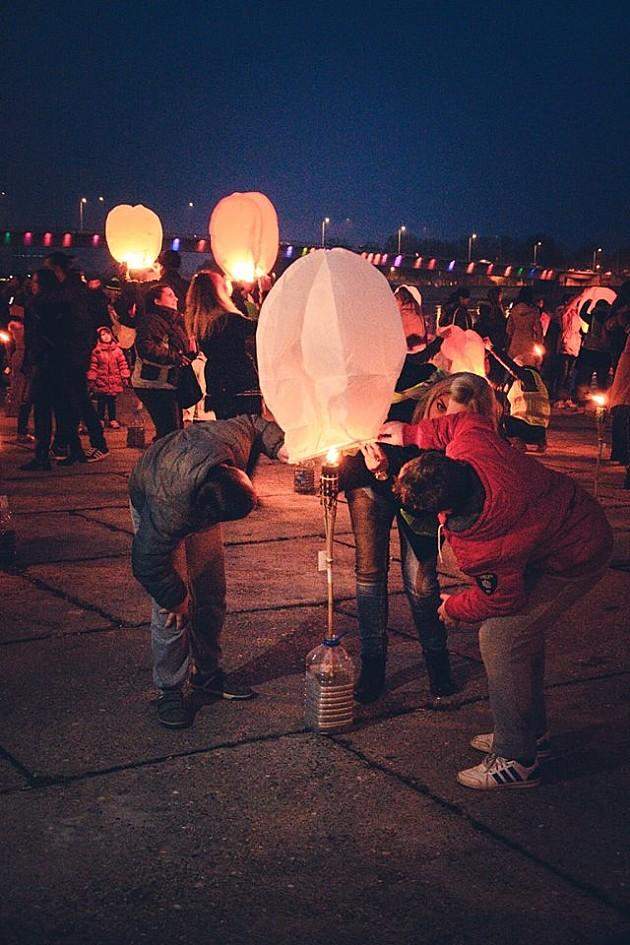"""Treći """"Festival lampiona"""" u nedelju na Keju"""