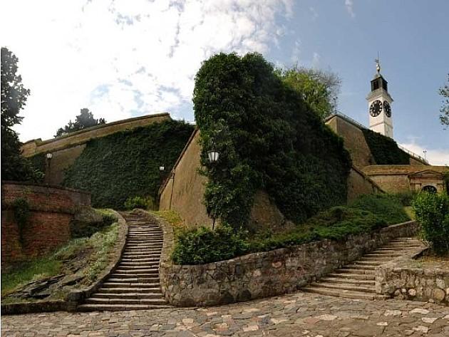 Nabavka materijala usporila sanaciju osmatračnice na Petrovaradinskoj tvrđavi