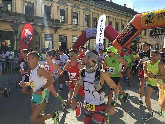 Zoran Radičanin i Ljiljana Latinović najbolji na 27. Novosadskom maratonu
