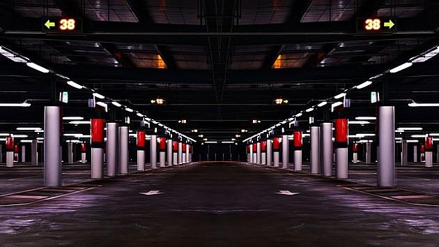 Garaža na Podbari biće znatno manja