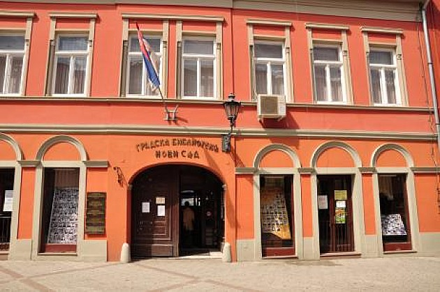 Gradska biblioteka u Dunavskoj od sutra zatvorena zbog radova