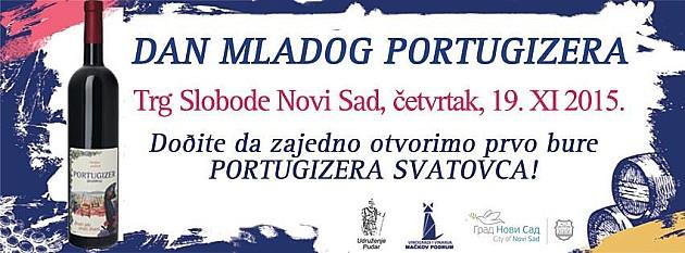 """Sutra je """"Dan mladog portugizera"""""""