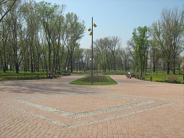 U Limanskom parku posađena 152 stabla, a uklonjeno 12