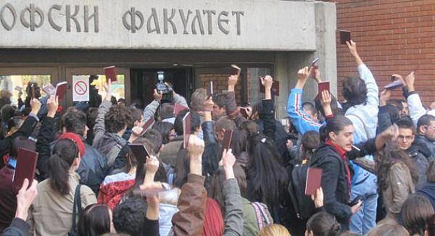 Studenti organizuju protest zbog novog troška za školarinu