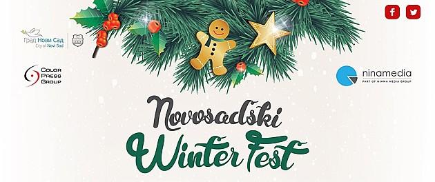 """""""Winter Fest"""" dva meseca na Trgu slobode"""