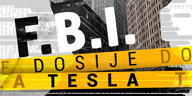 """Premijera predstave """"FBI dosije Tesla"""""""