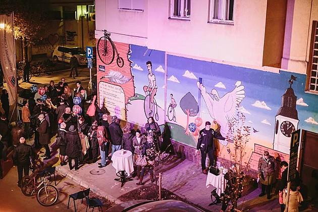 Novi Sad bogatiji za još jedan mural
