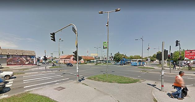 Evo kako se od danas odvija saobraćaj na raskrsnici Partizanske i Temerinske