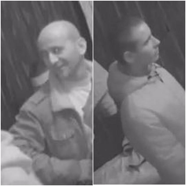 Policija traga za muškarcima sa slike