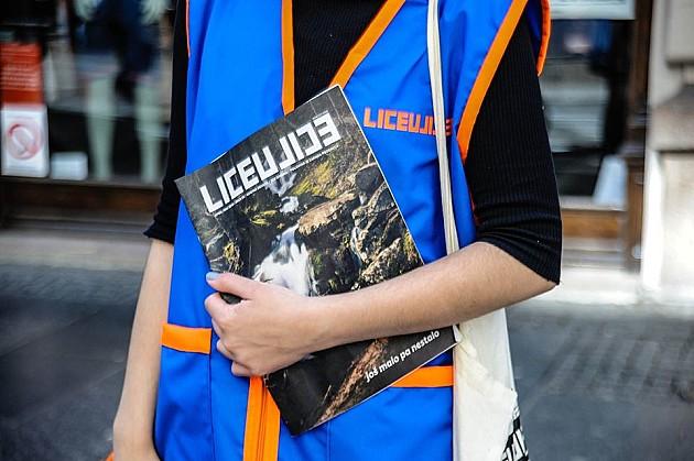"Napadnut prodavac magazina ""Liceulice"""
