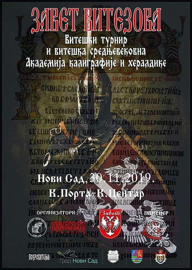 Prvi međunarodni viteški turnir u Novom Sadu