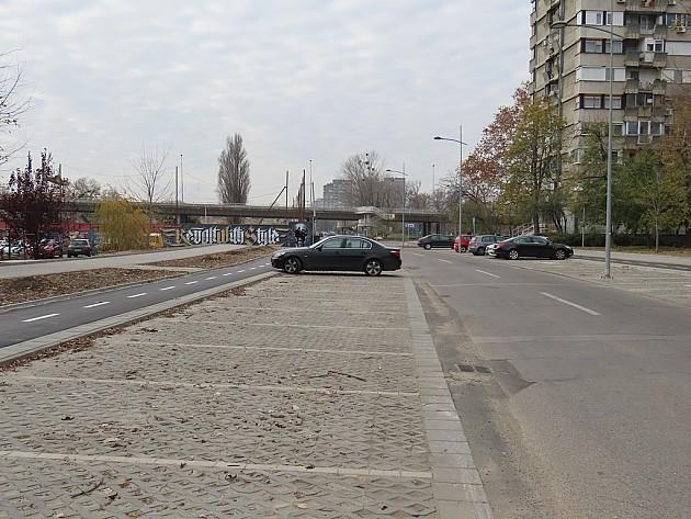 Završena izgradnja parkinga od 100 mesta u Fruškogorskoj ulici