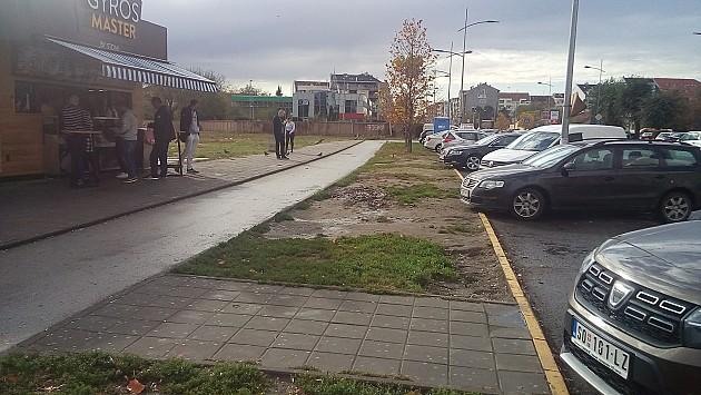 Automobilom namerno udario Futožanina pa pobegao sa lica mesta