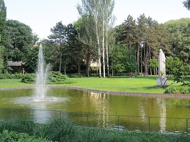 Uskoro počinje sređivanje Dunavskog parka