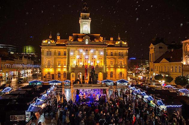 Novosadski Winter Fest među najboljim božićnim marketima u Evropi
