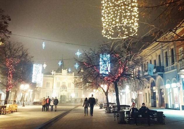 Novi Sad i dalje bez novih ukrasa