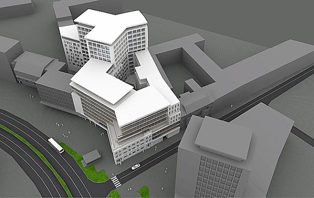Soliter u centru će ipak biti sagrađen?!