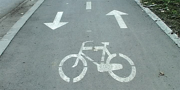 Sanirane biciklističke staze, ali rupa ima još