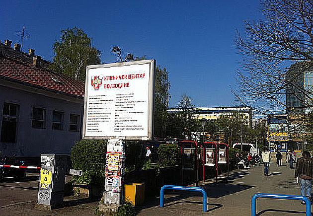 U KCV-u biće otpušten 151 radnik
