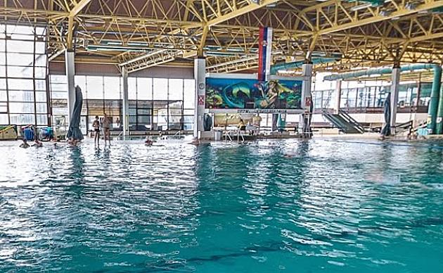 Plivanje na Spensu 100 dinara