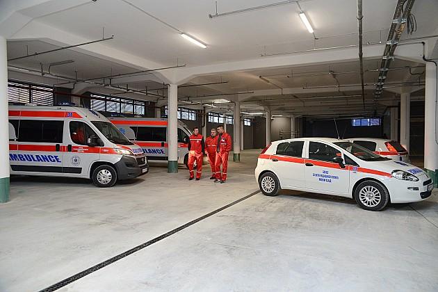 Hitna pomoć dobila četiri nova vozila, uskoro će i zgrada