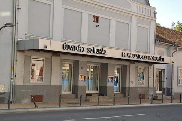 """""""Bazar knjiga"""" Novosadskog pozorišta za Svratište za decu"""