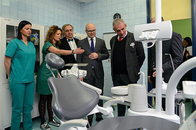 Ambulanta u Zmaj Ognjena Vuka dobila novu opremu