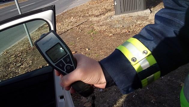 Od početka godine kažnjeno više od 3.100 pijanih vozača