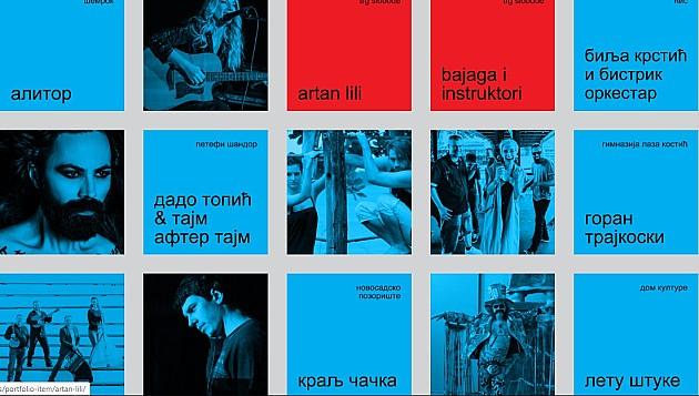 Bajaga i Artan Lili na Trgu slobode u Novogodišnjoj noći, neki koncerti 13.01. neće biti besplatni