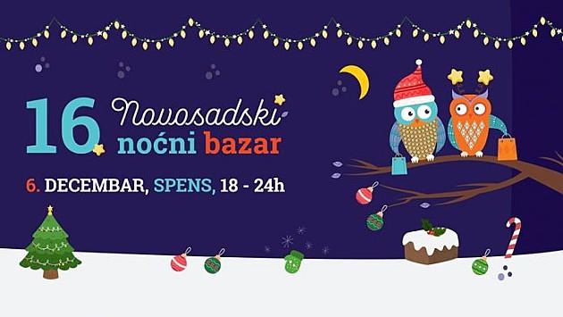 16. Novosadski noćni bazar na Spensu