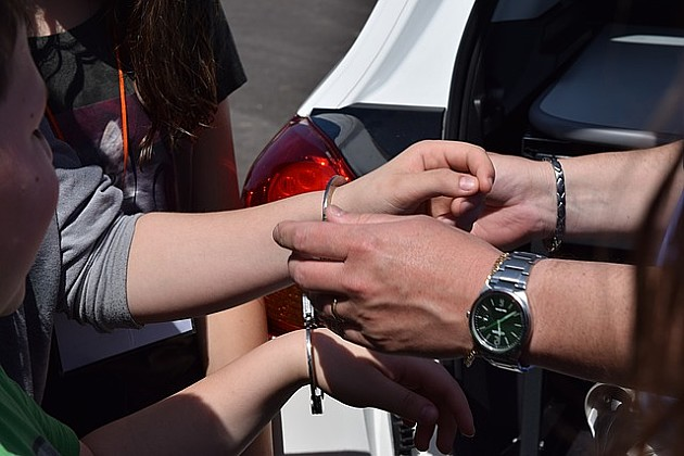 Šesnaestogodišnjaci uhapšeni zbog razbojništva