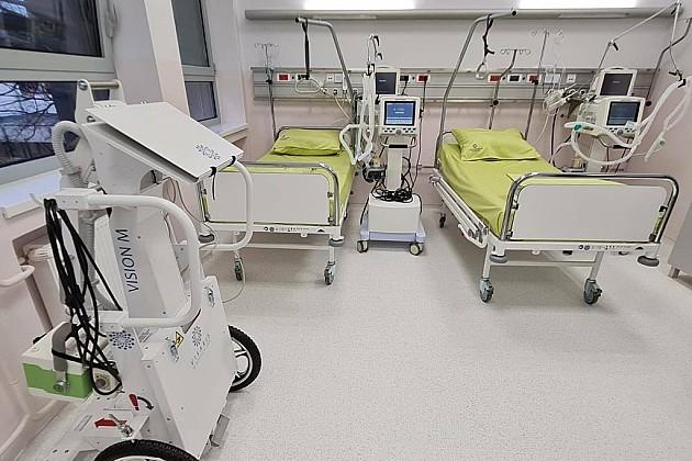 Otvorena Klinika za interne bolesti, počeli radovi na izgradnji B i C bloka Kliničkog centra Vojvodine