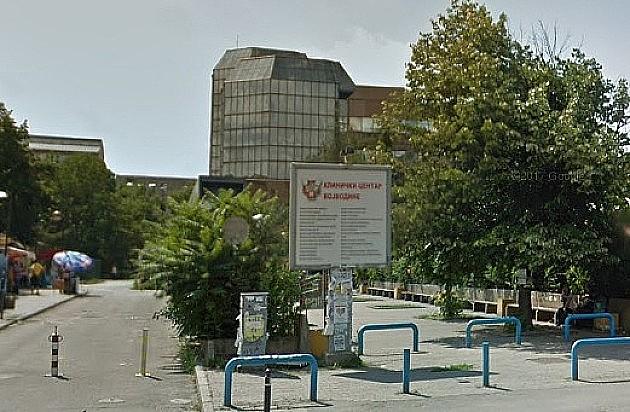 Bez gužve u Poliklinici Kliničkog centra Vojvodine